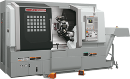 Mori Seiki NL 2500 SY Dual-Spindle Lathe with Live Tooling