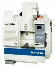 Okuma CNC Milling Center Model MX-45VA