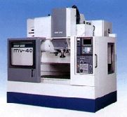 (2 ea) Mori Seiki CNC Milling Center (MV40)