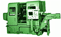 Mori Seiki CNC Turning Center