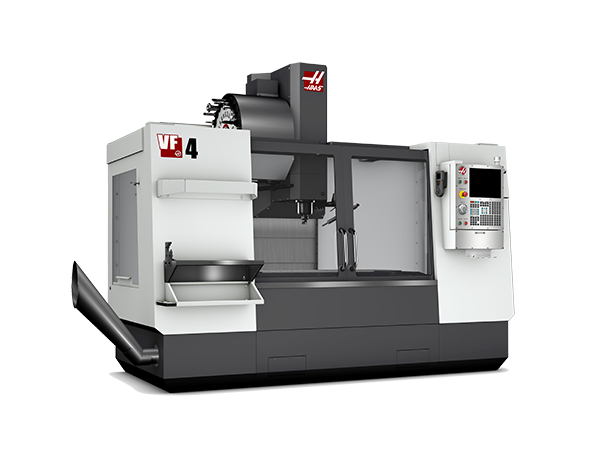 Haas VF-4SS Super Speed Milling Center