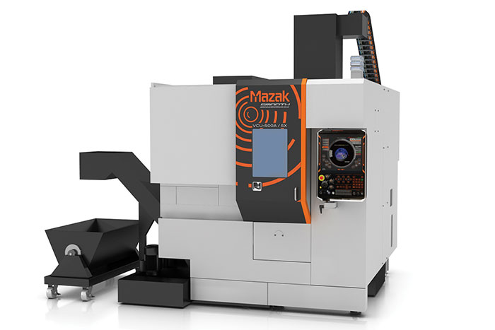 Mazak 500a-5a  5-Axis Milling Center
